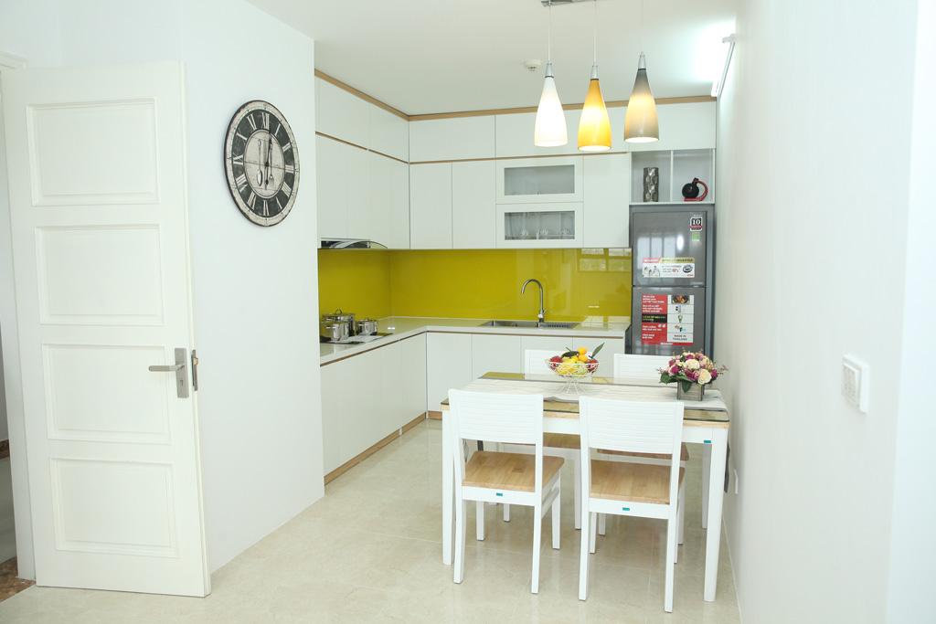 Căn A508 Phòng bếp Tứ Hiệp Plaza